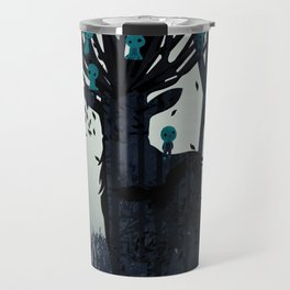 Mononoke Forest Spirits Travel Mug