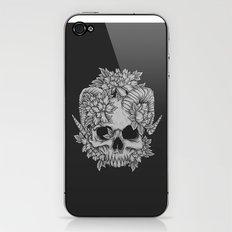 Japanese Skull iPhone & iPod Skin