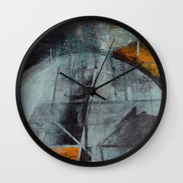 taking the damage on Wall Clock