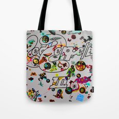 Album Art XV Tote Bag