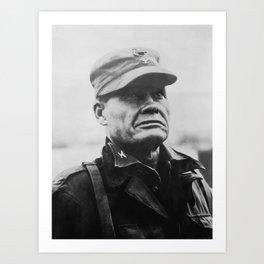 Lewis Chesty Puller Art Print