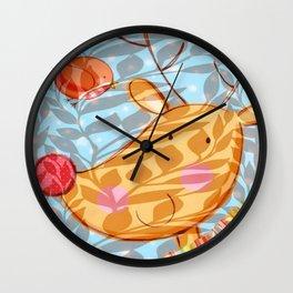 Friend Lulu Wall Clock