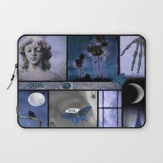 Dream In Blue Laptop Sleeve