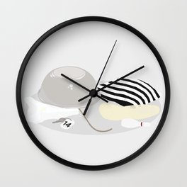 2014: Great Prison Escape Wall Clock