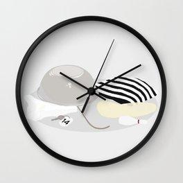 2014: Great Prison Escape Wall Clock