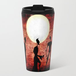 The Tale of the Three Brothers Travel Mug