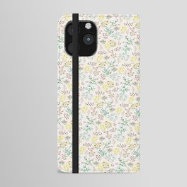 Spring Bloom iPhone Wallet Case