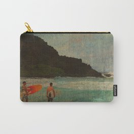 Pyramid Rock Carry-All Pouch