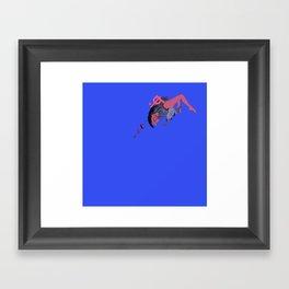 I Dream Of Drones Framed Art Print