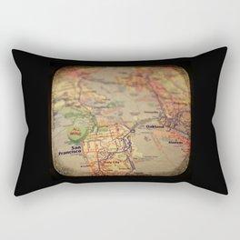 All Mine San Francisco Rectangular Pillow