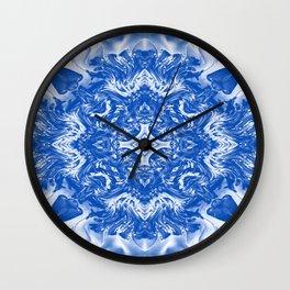 Bluesy..... Wall Clock