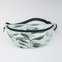 Before the Snow Falls #botanical Fanny Pack
