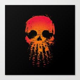 Skullset Canvas Print