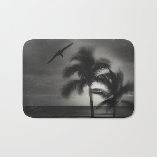wild palmS Bath Mat