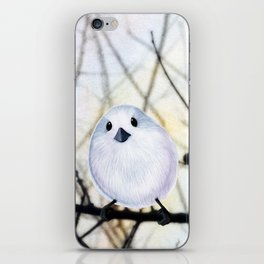 Winter Birdie iPhone Skin