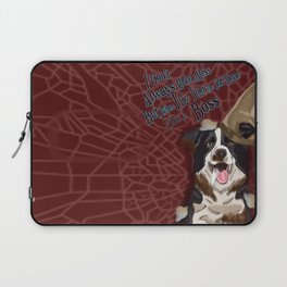 Dog Gone Dirty Laptop Sleeve