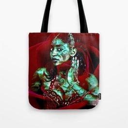 ORIENTAL ROSE Tote Bag