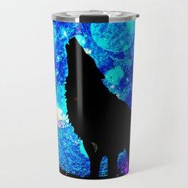 Wolf #1 Travel Mug