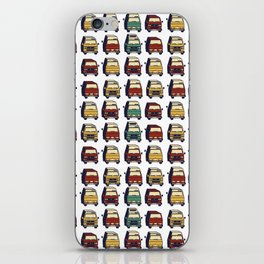 Tintops, Poptops and High Tops. iPhone Skin