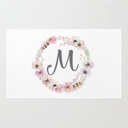 Floral Wreath - M Rug