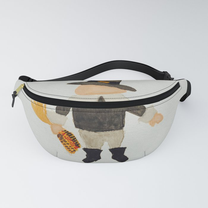 November Thanksgiving Pilgrim Puritan Baby Boy Toddler Fanny Pack