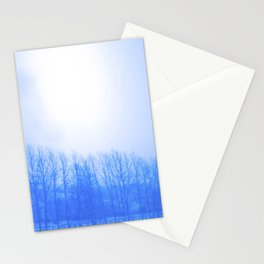 Winter 7 Stationery Cards