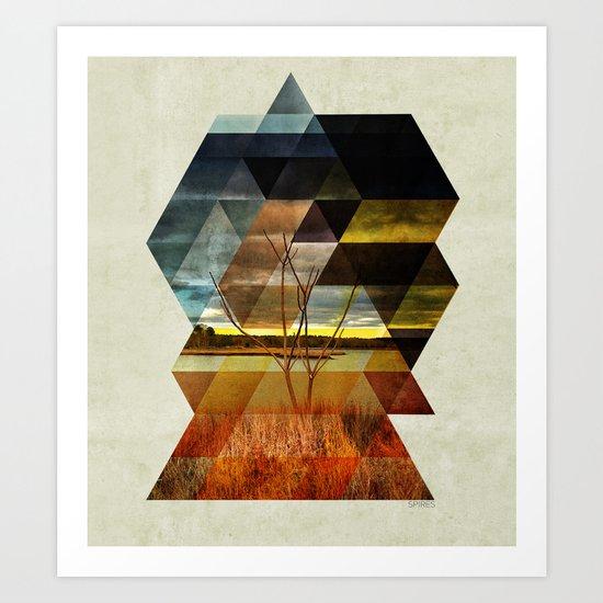 rmyx^gyld^stylk Art Print