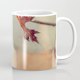 Cape Cod Oak Leaves in Autumn Coffee Mug