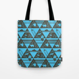 tamed Tote Bag