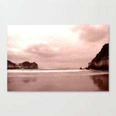Between the Cliffs Canvas Print