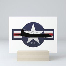 P-3 Orion Mini Art Print