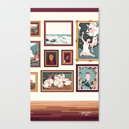 "Sanctuary XXIX - ""Gallery Wall"" Canvas Print"