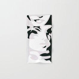 Hidden Faces Hand & Bath Towel