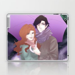 umbrella - mc3 x jumin Laptop & iPad Skin