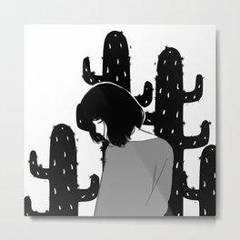 Thorn apart Metal Print