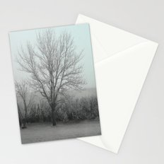 Misty morning /photo Stationery Cards