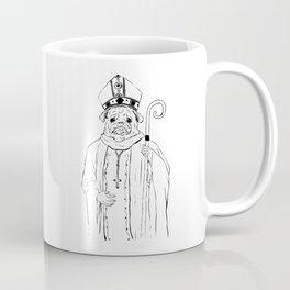 The Pug Coffee Mug