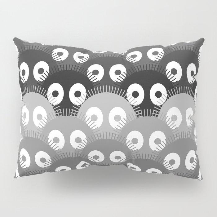 susuwatari pattern Pillow Sham