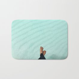 Work.Save.Travel.Repeat Bath Mat