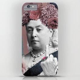 Queenie iPhone Case