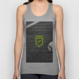 The Odder Site Football Unisex Tank Top