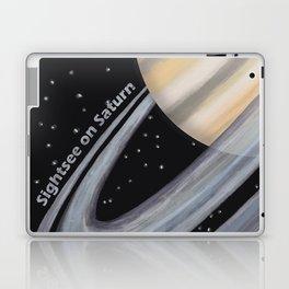 Sightsee On Saturn Laptop & iPad Skin