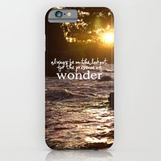 presence of wonder. iPhone 6s Slim Case