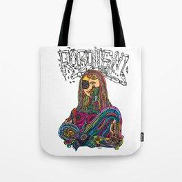 Robolism - Monalisa Tote Bag