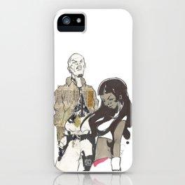T.I. & Lil Kim iPhone Case