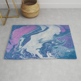 Solo Jazz - An Abstract Piece Rug