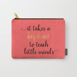 Teacher Appreciation Gift Carry-All Pouch