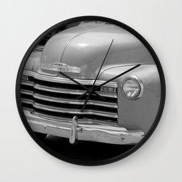 Chevrolet Advance 1948 Wall Clock