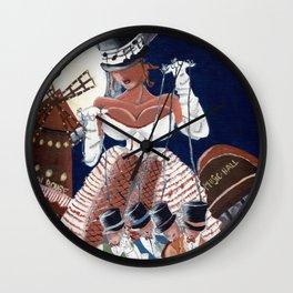 Les marionnettes Wall Clock