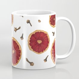 Winter Spiced Wine Coffee Mug